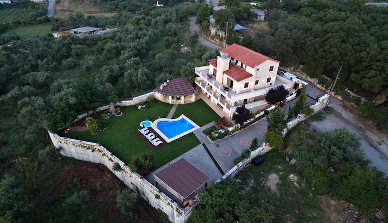 Chania Villa Pool Sales 8