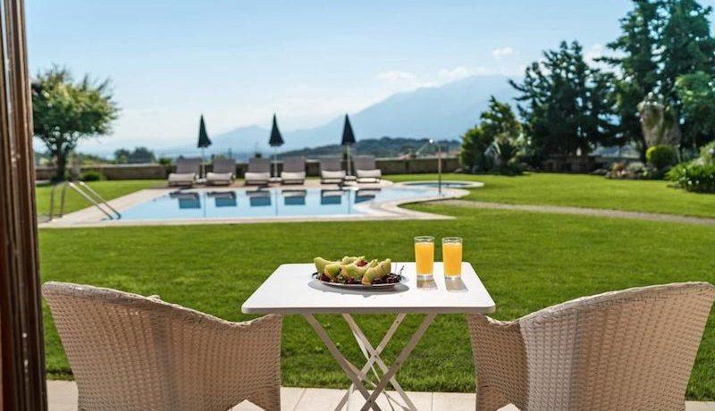 Chania Villa Pool Sales 9