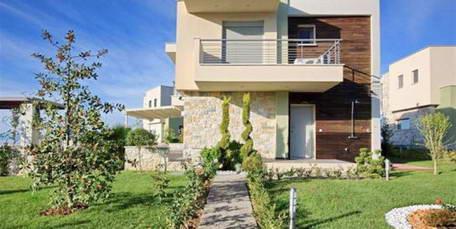 5 Bedroom villas Pefkohori Greece, Halkidiki