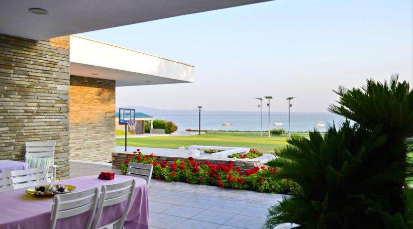 Seafront Villa Halkidiki Greece 14