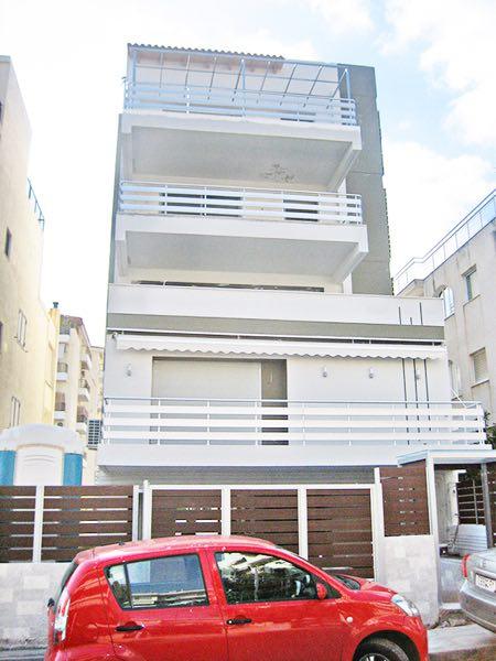 New Apartment Glyfada in Attica, For Sale
