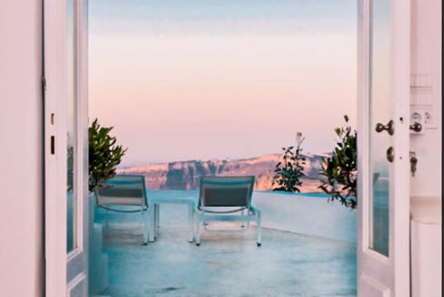 Caldera House Santorini, Imerovigli. Santorini Properties, Santorini Homes 13