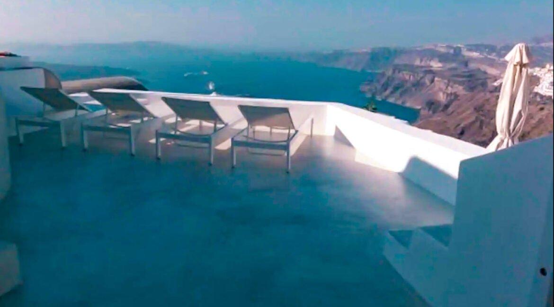 Caldera House Santorini, Imerovigli. Santorini Properties, Santorini Homes 14