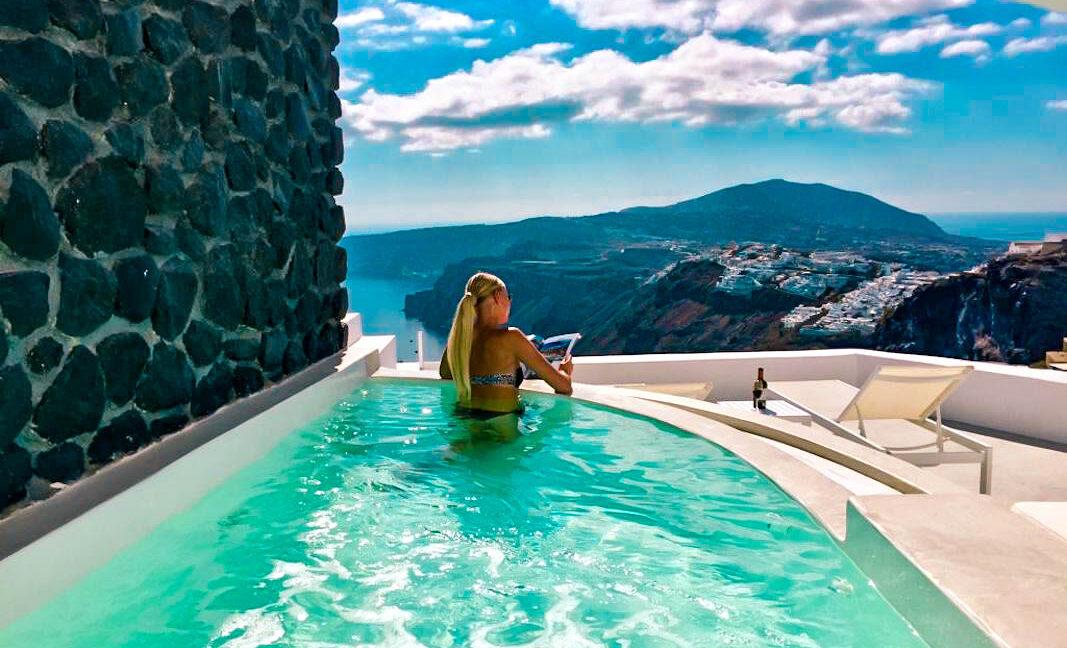 Caldera House Santorini, Imerovigli. Santorini Properties, Santorini Homes 2