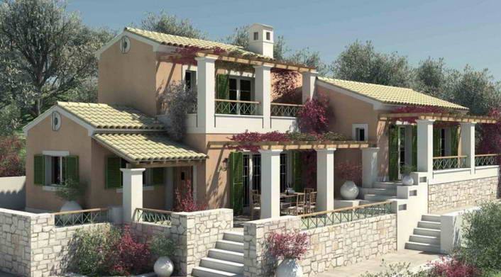 House For Sale Corfu Greece 1