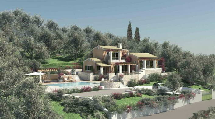 House For Sale Corfu Greece 2