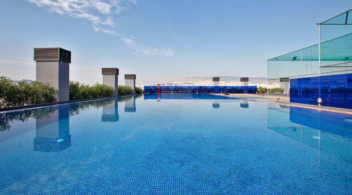 Luxury NEW Building with 87 Apartments Athens 1