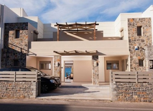 Luxury Seafront Villa Crete Greece 2