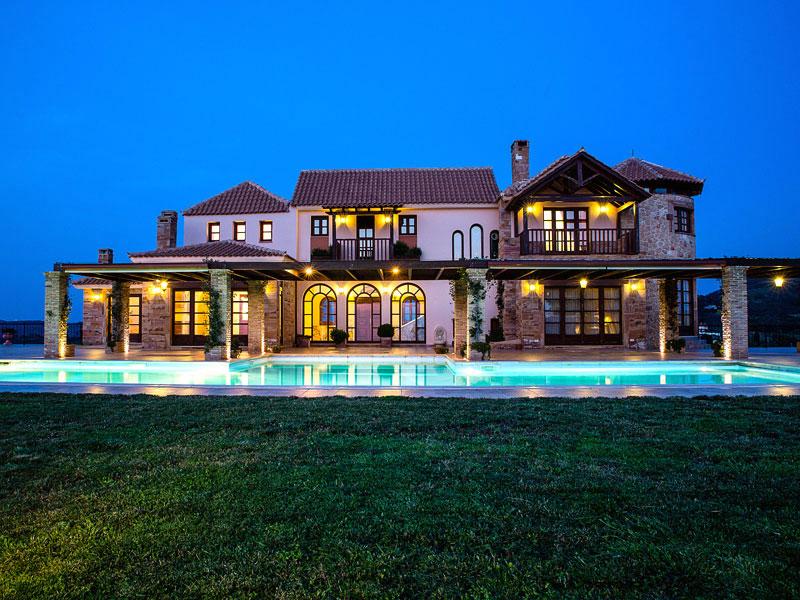 Luxury Villa in Keratea Attica, near Athens