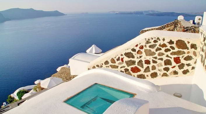 Luxury Villa Santorini 10