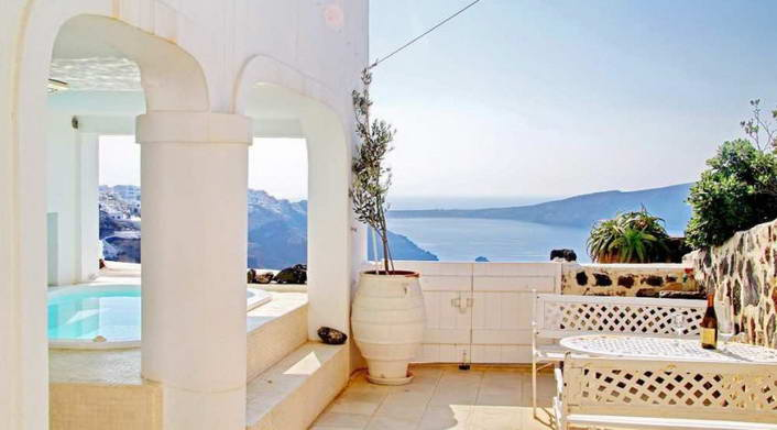 Luxury Villa Santorini 12