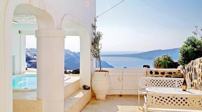 Luxury Villa Santorini 12