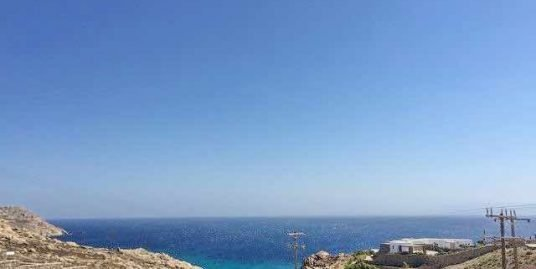 Investment Mykonos: 3 Villas for sale (Semi finished), 390 sq.m,Big Opportunity