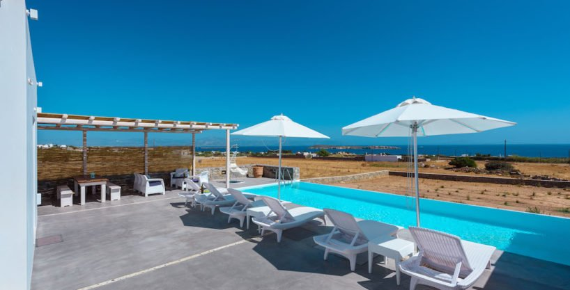 NEW Villa with Large Pool in Paros. Paros real Estate, Paros Property for Sale, Cyclades villas for sale 23
