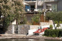 Seafront Villa at Elounda with Private Beach 1