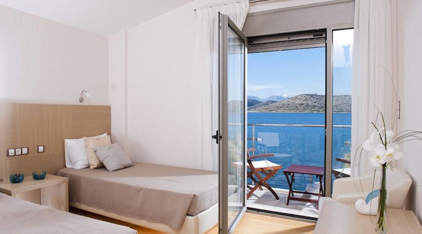 Seafront Villa at Elounda with Private Beach 19