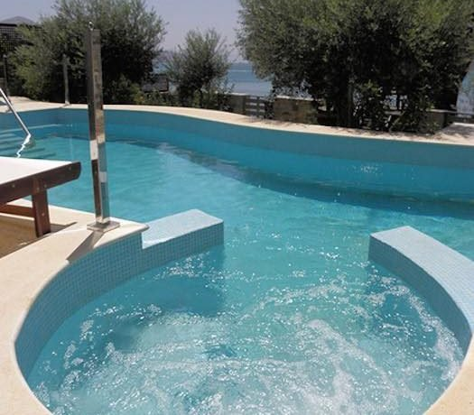 Seafront Villa at Elounda with Private Beach 29