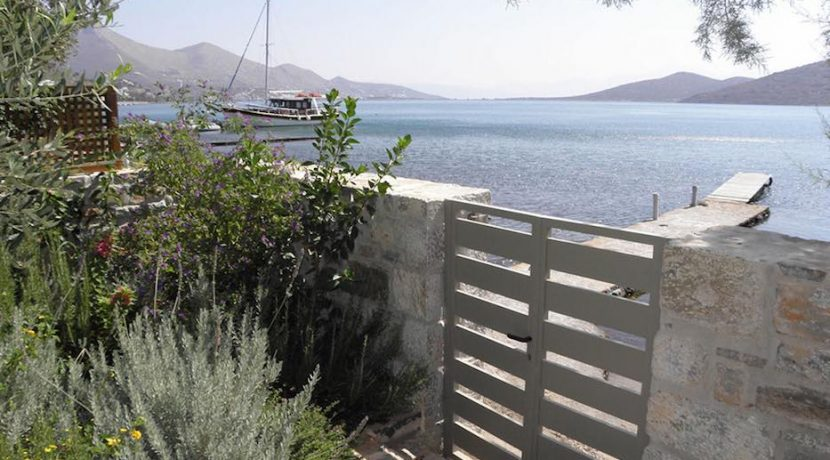 Seafront Villa at Elounda with Private Beach 31