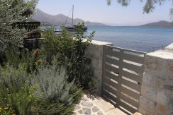 Seafront Villa at Elounda with Private Beach 32