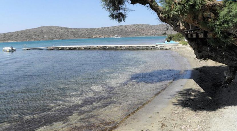 Seafront Villa at Elounda with Private Beach 33