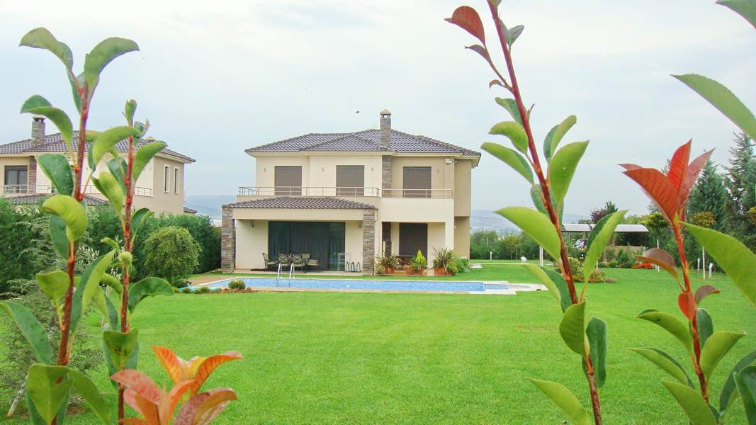 Maisonette 4 Bedrooms, 200 sqm, Neo Rysio Thessaloniki