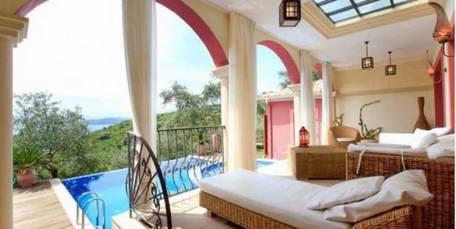 Villa for sale in Corfu Greece