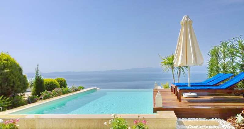 Villa for rent Kassandra Halkidiki  12