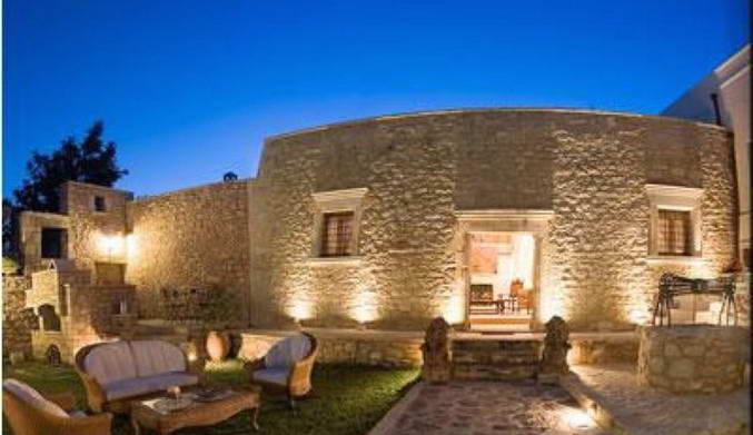 Boutique Hotel : Villa REthymno for Sale Greece 02