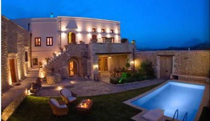 Boutique Hotel : Villa REthymno for Sale Greece 07