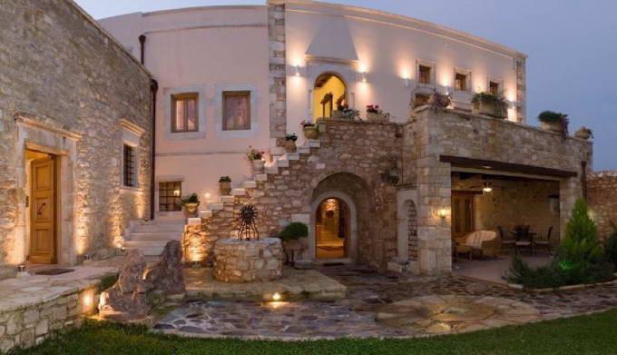 Boutique Hotel : Villa REthymno for Sale Greece 17