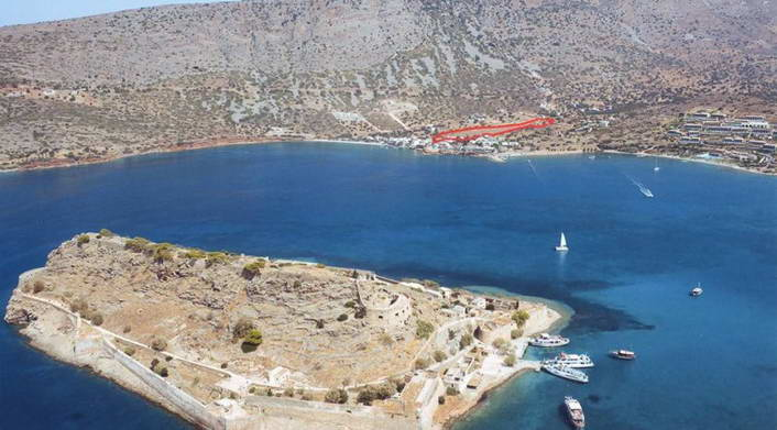 Land  Hotel Investment Crete Greece 3