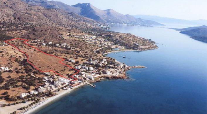 Land  Hotel Investment Crete Greece 4