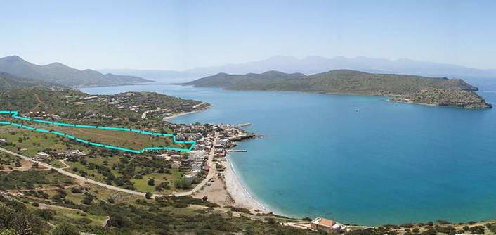 Land  Hotel Investment Crete Greece 5