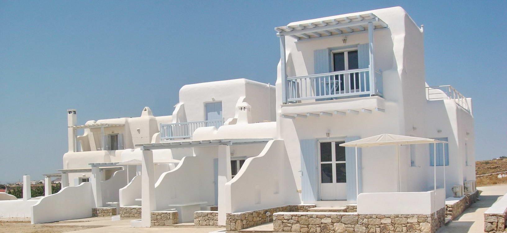 Maisonette for Sale Mykonos, Elia Beach - Greek Exclusive