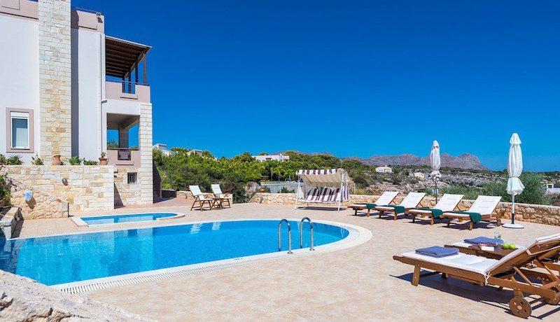 Luxury Villa Akrotiri Chania 13