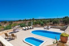Luxury Villa Akrotiri Chania 15
