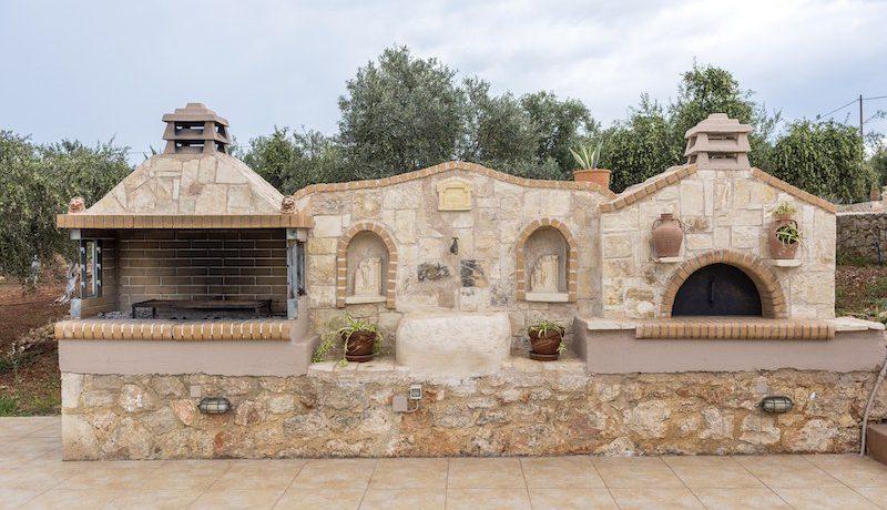 Luxury Villa Akrotiri Chania 17