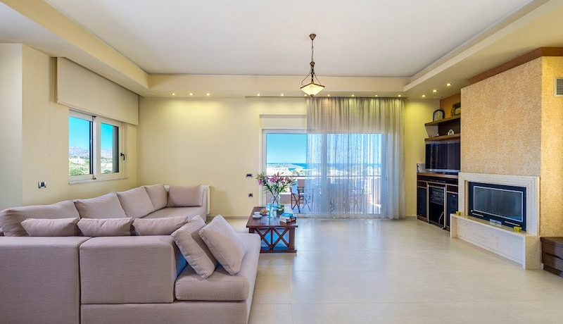 Luxury Villa Akrotiri Chania 4