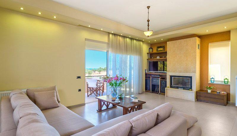 Luxury Villa Akrotiri Chania 9