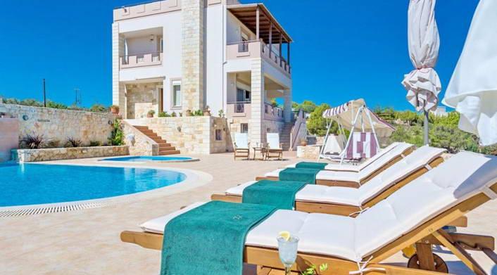 Luxury Villa Crete Greece 02