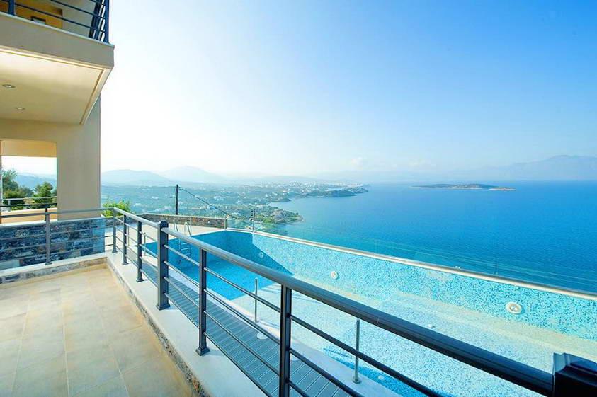 New Lux Villa Crete for Sale, Agios Nikolaos