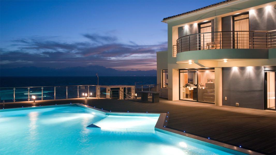 Luxury Villa by the Sea Chania Crete