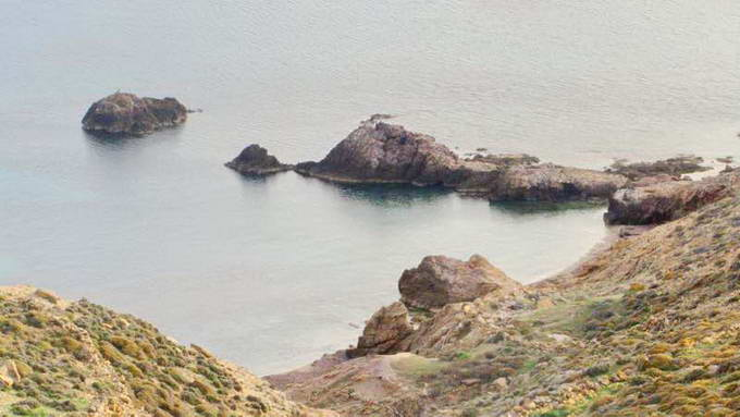 Mykonos Greece sea view Villa unfinished for SALE 05
