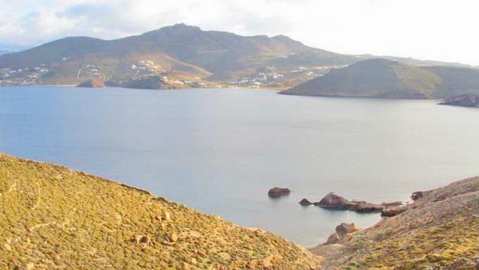 Mykonos Greece sea view Villa unfinished for SALE 10