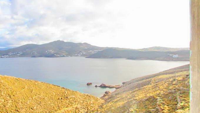 Mykonos Greece sea view Villa unfinished for SALE 11