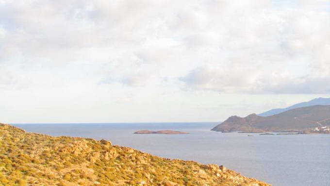 Mykonos Greece sea view Villa unfinished for SALE 12