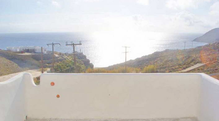 Mykonos Unfinished House with Sea View for Sale 06