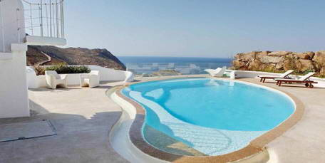 Villa Mykonos Greece