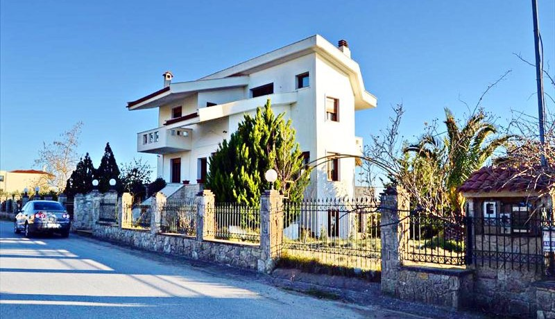 seafront Villa Halkidiki Skioni 0