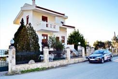 seafront Villa Halkidiki Skioni 1